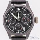 IWC Big Pilot's Watch Perpetual Calendar Top Gun Ceramic 48mm...