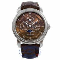 Blancpain LeBrassus Quantieme Perpetual Calendar GMT