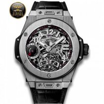 Hublot - TOURBILLON POWER RESERVE 5 DAYS TITANIUM