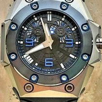 Linde Werdelin Oktopus II Titanium Blue
