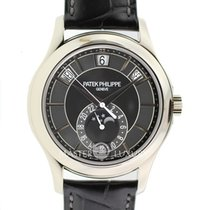 Patek Philippe 5205G-010 Complication Annual Calendar Black...