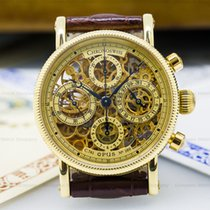 Chronoswiss CH 7521 Opus 18K Yellow Gold (24465)