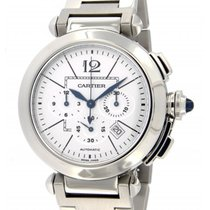 Cartier Pasha Chrono 2860 Steel, 42mm