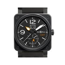 Bell & Ross BR03-51 Gmt Carbon