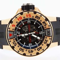 Richard Mille RM 028 Rose Gold Diver