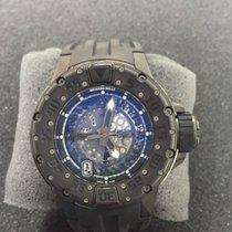 Richard Mille [NEW] RM 028 Boutique Special All Black Titanium...