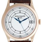 Patek Philippe Calatrava 18k Rose Gold Men's Automatic...
