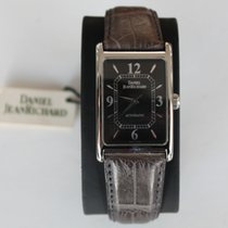JeanRichard Cambree Automatic Grey Croc Strap NEW UNWORN