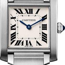 Cartier TANK FRANÇAISE WSTA0005 NEW