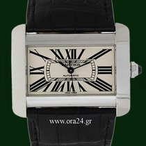 Cartier Tank Divan XL Automatic Roman Dial