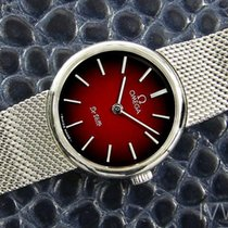 Omega Deville Ladies Mechanical Manual Wind Swiss Made 1980...
