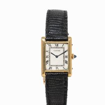 Cartier Tank Vintage Wristwatch, Switzerland, c. 1960