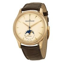 Jaeger-LeCoultre Men's Q1362520 Master Ultra Thin Moon...