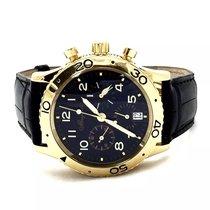 Breguet Type Xx 750 Rose Gold Automatic Men's Watch W/...