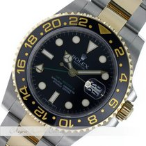 Rolex GMT Master II Stahl / Gold 116713LN
