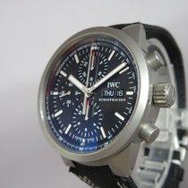 IWC GST Rattrapante Doppelchronograph Jan Ulrich Edition 43mm