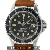 Rolex Submariner Stainless Steel Black Patina Dial 40mm Ref. 1680