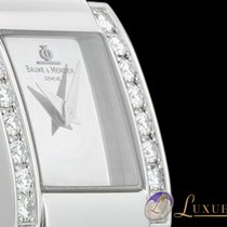 Baume & Mercier Catwalk Lady Edelstahl Diamantbesatz