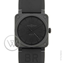 Bell & Ross BR0392 Phantom Ceramic New-Full Set