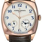 Vacheron Constantin Harmony Dual Time Automatic 40mm Mens Watch