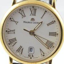 Maurice Lacroix Herren Uhr Les Classiques Chronograph Mondphas...