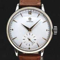 Omega Oversize white Dial Kaliber 30t2 von 1947