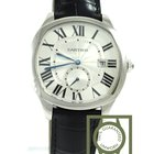 Cartier Drive Automatic Stainless Steel White dial NEW