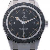 Omega Seamaster 300 Co-Axial Stahl Keramik Automatik Armband...