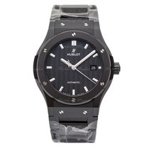 Hublot Classic Fusion Black Magic Ceramic Bracelet 42 mm