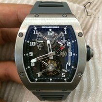 Richard Mille RM002 Tourbillon  Limited Ed White Gold
