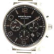 Montblanc Meisterstuck Timewalker Steel Chrono Automatic...