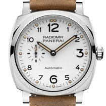 Panerai [NEW] Radiomir 1940 3 Days Automatic Acciaio PAM 655