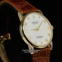 Rolex CELLINI 5116/8 oro giallo Scatola e Garanzia Come nuovo