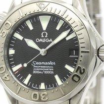 Omega Polished Omega Seamaster Professional 300m Mid Size...