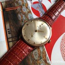 Certina Reloj Certina de cuerda bañado en oro Cal 28-10