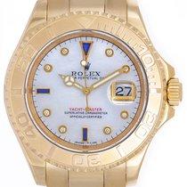 勞力士 (Rolex) Yacht - Master Men's 18k Yellow Gold Watch 16628
