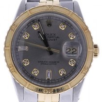 Rolex Datejust Automatic-self-wind Mens Watch 16253