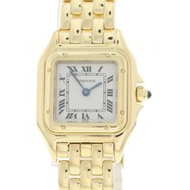 Cartier Ladies Cartier Panthere 18k Yellow Gold