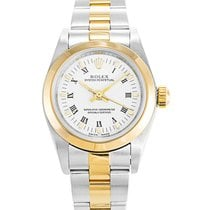 Rolex Watch Lady Oyster Perpetual 76183
