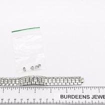 Chopard Ladies Happy Sport Polished Stainless Steel Bracelet 15mm