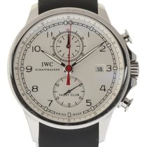 IWC IW390211 Portuguese Yacht Club Chronograph 45mm Box/P #I1091