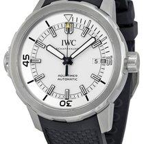 IWC IW329003 Aquatimer Swiss Automatic Silver Dial Men's...