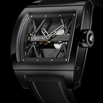 Corum T-BRIDGE TITANIUM - 100 % NEW - FREE SHIPPING