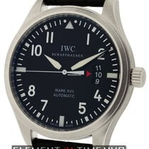 IWC Pilot Collection Mark XVII Stainless Steel 41mm Ref....
