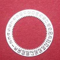 ETA Datumsscheibe, Kaliber 256.461, schwarze Schrift auf...