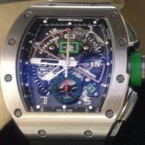 Richard Mille RM11 ROBERTO MANCHINI CHRONOGRAPH TITANIUM [NEW]