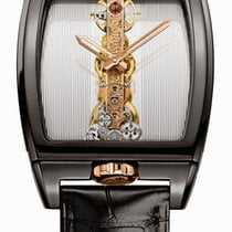 Corum Golden Bridge Manual Ceramic