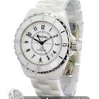 Chanel J12 White Watch - H0970