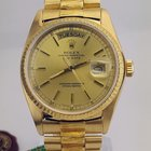 Rolex Day-Date Quick President 18K Yellow Gold 36mm REF: 18038