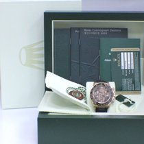 Rolex Daytona Cosmograph 18K Rose Gold Chocolate Box & Papers